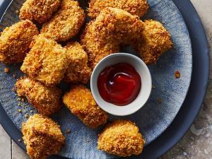 بهترین دستور برای ناگت مرغ خانگی ترد و خوشمزه