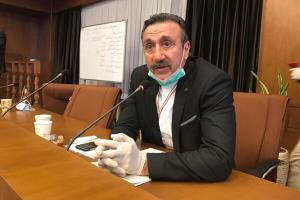 افشین داوری: تصمیمی برای حضور در انتخابات دوچرخه سواری ندارم