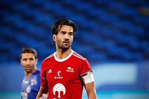 معمای کاپیتان مسعود برای بازی با استقلال!