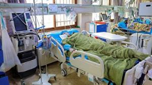 بستری شدن ۲۹ بیمار کرونایی در استان قزوین