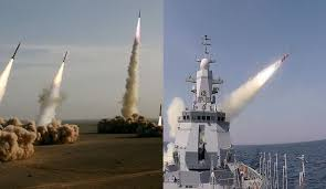 تحقیر آمریکا و اسرائیل در رزمایش بزرگ موشکی- پهپادی ایران