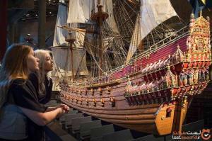 موزههایی با هدف شناخت دریانوردی و لنج سازی ایرانی