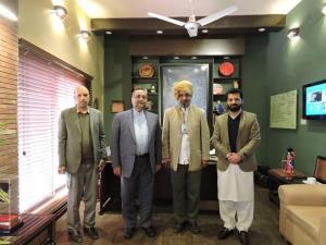 گسترش مناسبات فرهنگی با ایران در دستور کار دولت پاکستان
