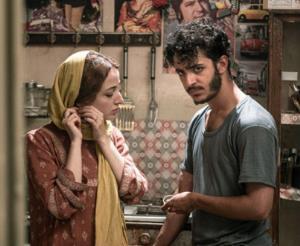 علی شادمان با لهجه افغانستانی در «مردن در آب مطهر»