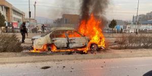 ادامه انفجارهای سریالی در کابل؛ یک نفر کشته شد