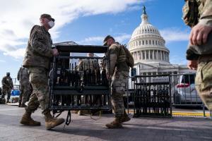 ادامه وضعیت آماده باش امنیتی در واشنگتن