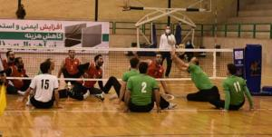 لزوم استفاده از ویدئو چک در لیگ والیبال نشسته کشور