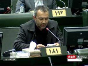 نماینده مجلس از وزیر اقتصاد شاکی شد