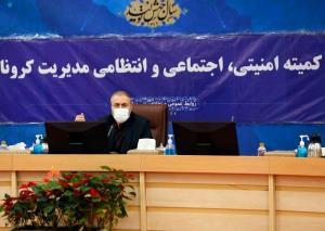 محدودیت تردد در گیلان و مازندران