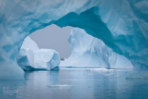 یخچال های قطبی کانادا در حال ناپدید شدن هستند