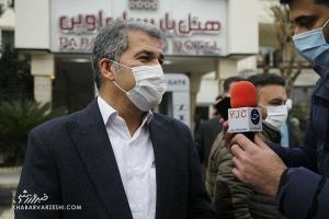 استعفای قطعی عضو هیئت مدیره باشگاه پرسپولیس