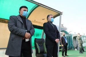 اعتراض مظلومی به برنامه پرسپولیس در لیگ برتر