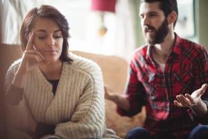 مشکلات جدی بزرگتر بودن زن از شوهرش
