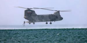 عملیات ترکیبی نیروهای مخصوص ارتش در سواحل مکران