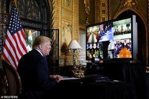 آنچه در تاریخ از دموکراسی آمریکایی ترامپ میماند