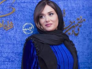 «پریناز ایزدیار» در فوتوکال جشنواره فیلمهای ایرانی در استرالیا