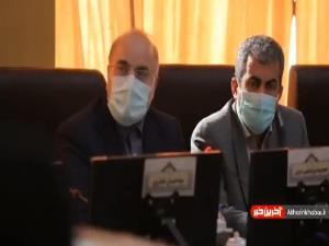 انتقادات صریح رئیس مجلس از سوء مدیریت دولت در بورس