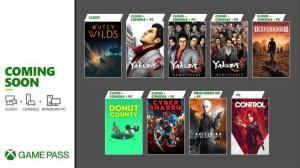 عناوین جدید سرویس Xbox Game Pass مشخص شدند
