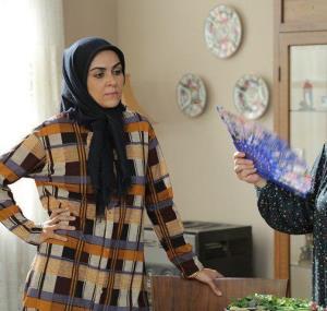چهرهها/ خداحافظی شیوا ابراهیمی با اکرم خانوم