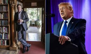 حملات ترامپ به جیمز کومی در نامهای که هیچ وقت ارسال و منتشر نشد