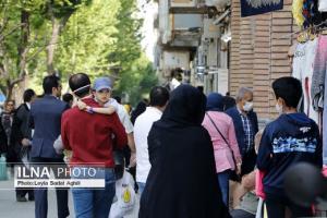 تازه ترین رنگبندی شیوع کرونا در استانهای ایران