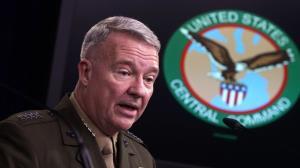 سنتکام حمله بامداد امروز به عراق را رد کرد