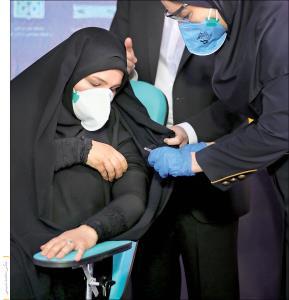حال ۱۴ داوطلب واکسن ایرانی کرونا خوب است