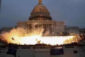 اگر مسلمانان آمریکایی به کنگره حمله می کردند چه می شد؟