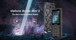 گوشی Ulefone Armor Mini 2 معرفی شد