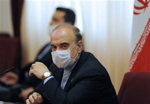 وزیر ورزش و ریختن آب پاکی روی دست کاندیداها