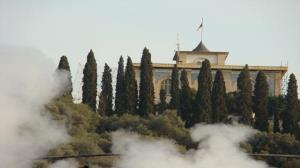 شمارش معکوس برای ورود به کاخ مرموز شمال