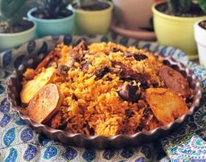 طرز تهیه چکدرمه و یا چکیدرمه، غذای لذیذ ترکمن