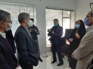 نخستین سلامتکده ویژه درمان کرونا در مشهد افتتاح شد