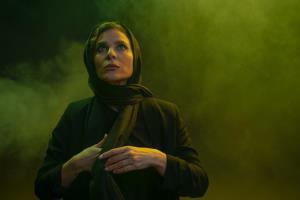 چهرهها/ سحر دولتشاهى در نقش فرانک سریال «قورباغه»