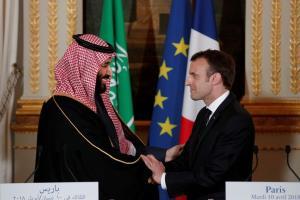 پاریس در فهرست فروشندگان سلاح به ناقضان حقوق بشر