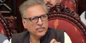 انتقاد رئیس جمهور پاکستان از ضعف سیستم قضایی این کشور