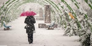 بهمنماه در چهارمحال و بختیاری با برف و کولاک آغاز میشود