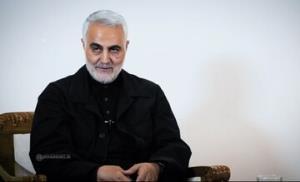 عکس کمتر دیده شده از حاج قاسم و جهاد مغنیه در مشهد