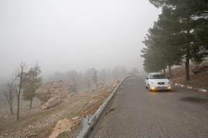 کرمانشاه امسال تاکنون ۶ روز هوای ناسالم داشته است