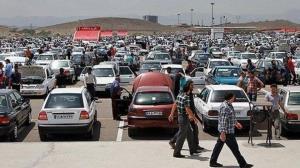 کاهش جزئی قیمت خودرو در ۳۰ دی