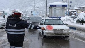 هشدار پلیس راه آذربایجانغربی به شهروندان