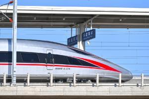 قطار جدید چین برای حمل مسافر در دمای ۴۰ درجه زیر صفر