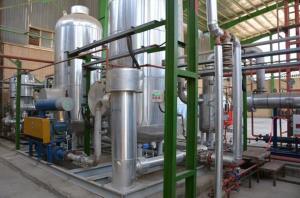 نخستین محموله گاز بیودیاکسیدکربن خوزستان به عراق صادر شد