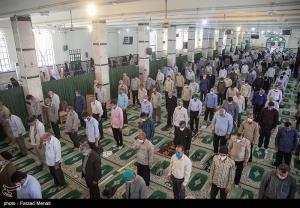 نماز جمعه این هفته در کرمانشاه اقامه میشود