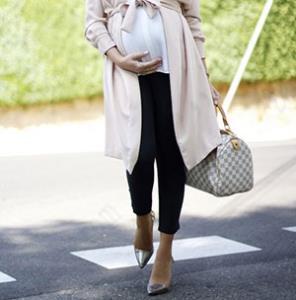 خطرات جدی پوشیدن پاشنه بلند در بارداری
