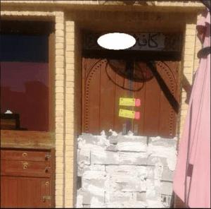 ماجرای جشن تولد جنجالی در کافه منطقه تاریخی شیراز