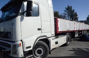 کشف ۲۳ تن نهاده دامی قاچاق در اصفهان