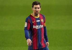وعده مسی به لاپورتا برای ماندن در بارسلونا