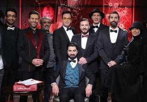 سکانسی از فینال «شب های مافیا» با حضور بازیگران منتخب