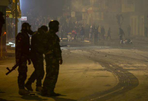 تداوم اعتراضات مردمی در تونس